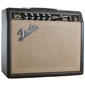 "Fender Vibro Champ 2-Channel 6-Watt 1x8"" Guitar Combo 1964 - 1967"