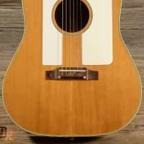 Gibson FJ-N Folksinger Jumbo 1964 Natural image