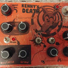 Kenny's Death Fuzz/Distortion pedal