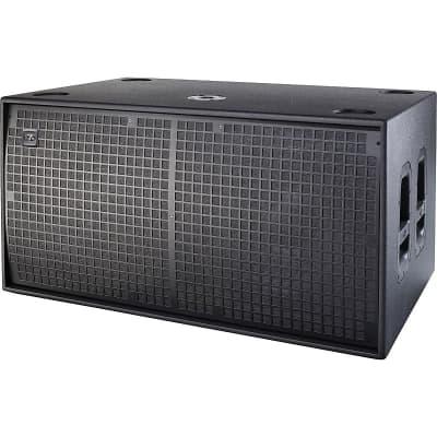 """D.A.S. Audio Event 218A 3600-Watt Dual 18"""" Bass Reflex Active Subwoofer"""
