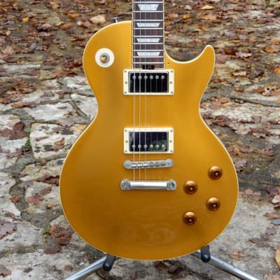 Greco Ornetts made singlecut 2002 Goldtop for sale