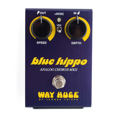Way Huge WHE601 Blue Hippo Analog Chorus MkII
