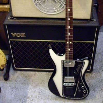 Wandre Cobra 1960 & Davoli Amp for sale