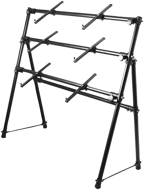 On Stage Stands Ks7903 3 Tier A Frame Keyboard Stand Reverb