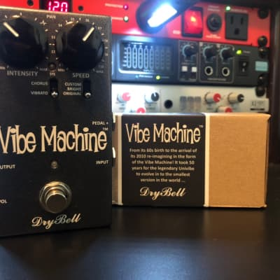 DryBell Vibe Machine V2  KILLER Univibe tones.** Authorized Dealer ** FREE Priority Shipping! for sale