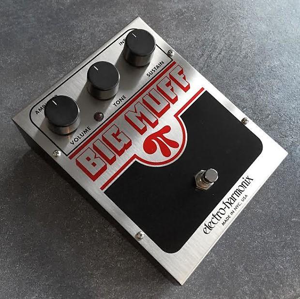 electro harmonix original big muff fuzz distortion pedal reverb. Black Bedroom Furniture Sets. Home Design Ideas