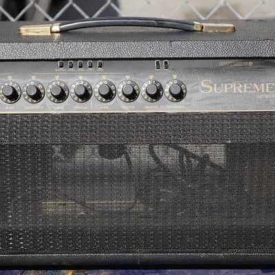Kitty Hawk Supreme Series II Amp Head Euro Version 230 Volt for sale