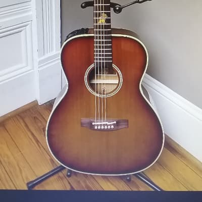 Takamine TF77-PT Legacy Series OM Acoustic/Electric with Cool Tube™ Preamp for sale