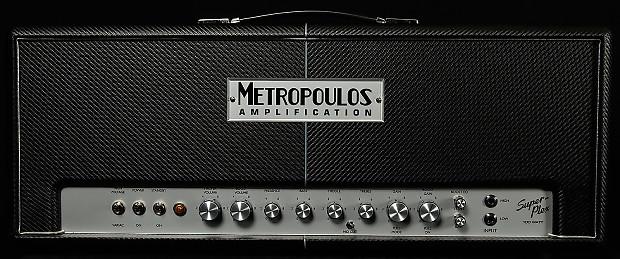 Pre-Owned 2017 Metropoulos Super-Plex 100 Watt Head