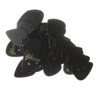 Gibson Gear Pick Tin/Pack of 50 Medium for sale
