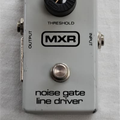 MXR Noise Gate Line Driver, free shipping