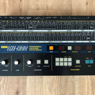 Korg EX-800 (Serviced / Warranty)