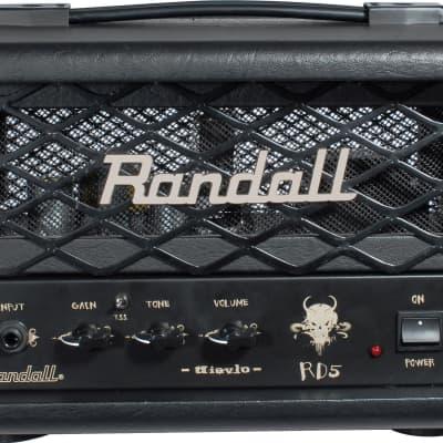 Randall Diavlo RD5H 5-Watt Guitar Amplifier Head for sale