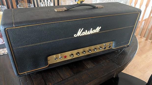 Marshall JMP 50 1987 Model 1973 black | Ghuitar Ghear