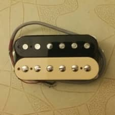 Gibson  Burstbucker Pro Bridge Pickup 4 Conductor Zebra