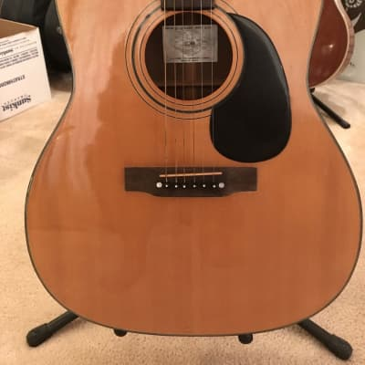 Early 70s high-end Conn acoustic, Made in Japan, time-warp condition! for sale