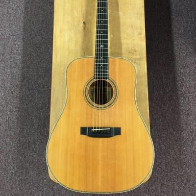 Used 1983 Alvarez Kazuo Yairi DY-53 Acoustic Guitar