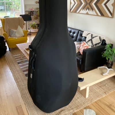 Gewa CB 01  Double Bass Hard Case