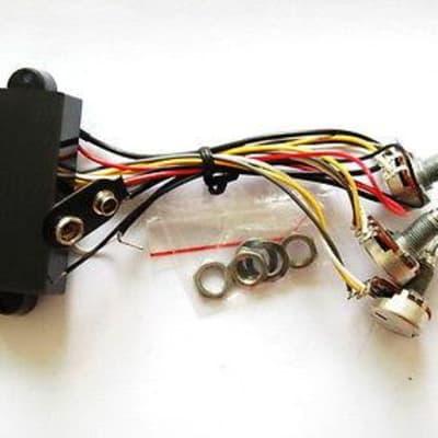 Artec MT3 Multi-Purpose 3 Band EQ On Board Circuit for Guitar Bass Piezo