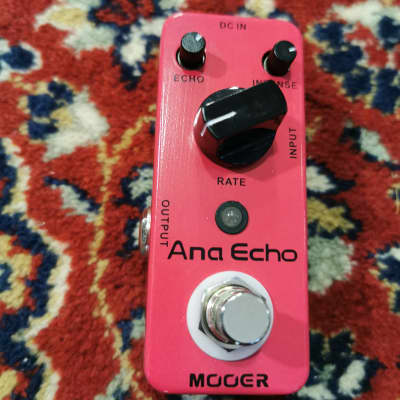 Mooer Ana Echo Mini Delay Pedal
