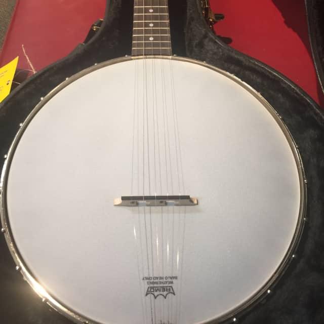 Saga  SS-10 Open-Back Banjo image