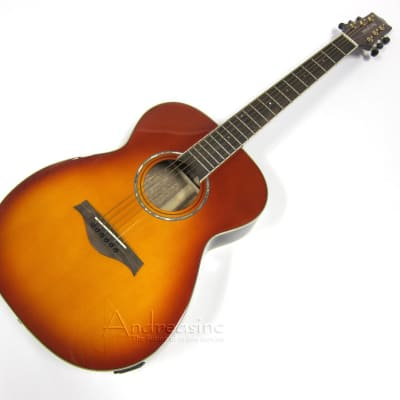 Wood Song Orchestra Acoustic/Electric Guitar - OME-HS