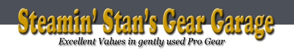 Steamin' Stan's Gear Garage