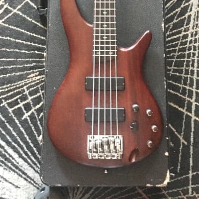 Ibanez SR505 Five-String Electric Bass for sale