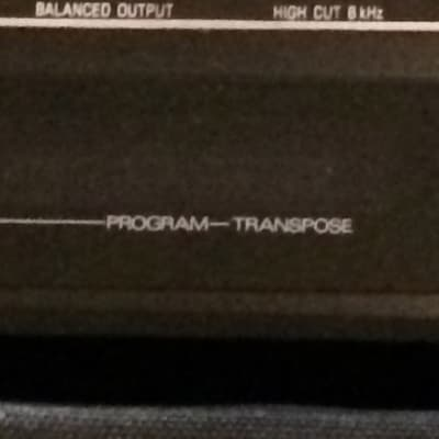 """Roland GM-70 guitarsynth MIDI CONVERTER MODULE (110 volt, comes from the USA) 19"""" rack / synthguitar"""