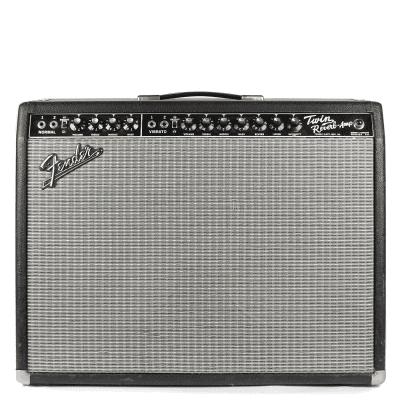"""Fender Twin Reverb 2-Channel 85-Watt 2x12"""" Guitar Combo 1963 - 1967"""