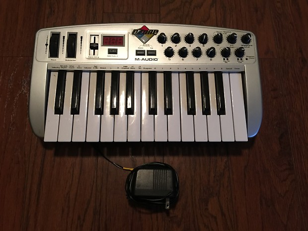 M-Audio Ozone Keyboard Driver (2019)