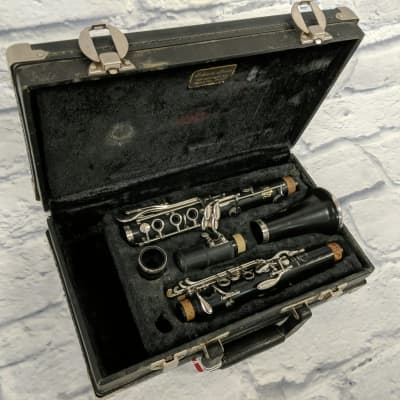 Vito 7214 Clarinet Outfit w/case A92473