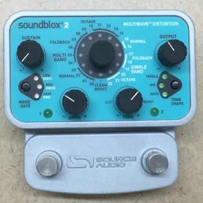 Source Audio Soundblox 2 Multiwave Distortion