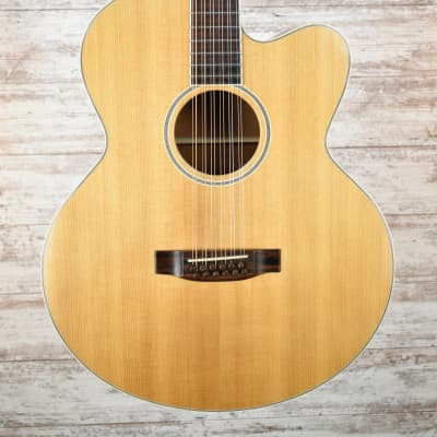 2006 Kopp Trail Boss 12 Owned by Leo Kottke Natural Free Shipping for sale