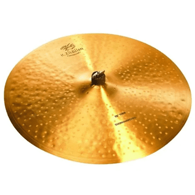 "Zildjian 22"" K Constantinople Thin Overhammered Ride Cymbal"