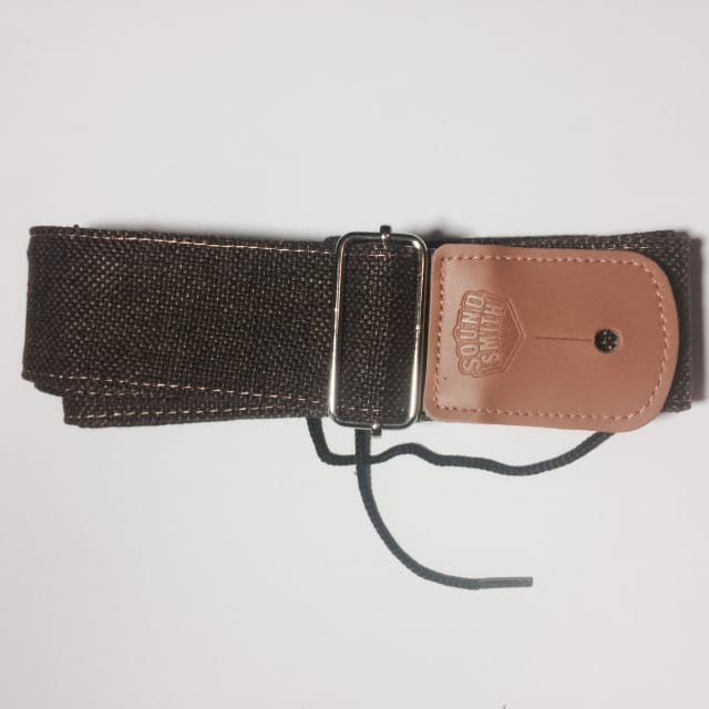 Sound Smith Guitar Strap - Brown 2018 image