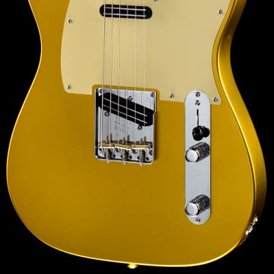 Fender Custom Shop Danny Gatton Telecaster Frost Gold (041) for sale
