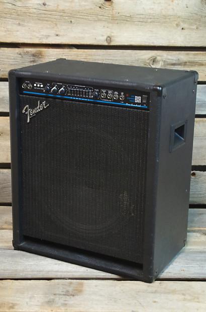 1996 fender bxr 100 bass amp reverb. Black Bedroom Furniture Sets. Home Design Ideas