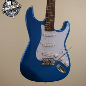 Jay Turser JT-300 Electric Guitar, Metallic Blue for sale