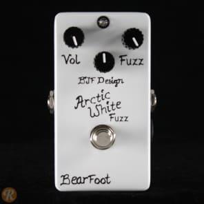 Bearfoot FX Arctic White Fuzz Pedal