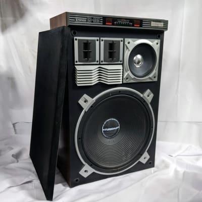 Single Pioneer CS-905 4-Way Speaker RARE 1984