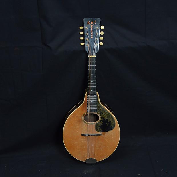 Kel Kroydon KK-20 Mandolin 1932 | Vintage Gintage