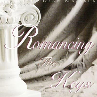 Dean Malsack Romancing the Keys CD Piano Solo Recording