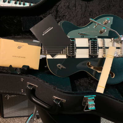 Duesenberg Mike Campbell 2018 Catalina Green & White for sale
