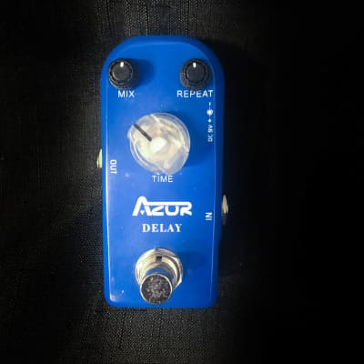 Used Azur Delay Pedal 051421