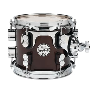 "PDP PDCM0708STTW Concept Maple Series 7x8"" Rack Tom"