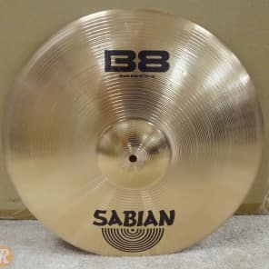 "Sabian 18"" B8 Crash Ride Traditional"