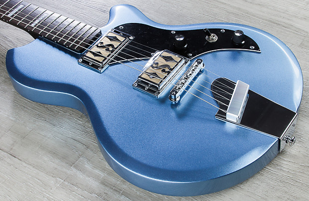 Best Electric Guitar Vst 2020 Supro 2020 BM Island Westbury Electric Guitar Rosewood Board   Reverb