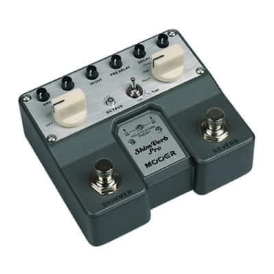 Mooer Audio Shimverb Pro Reverb Guitar Effect Pedal