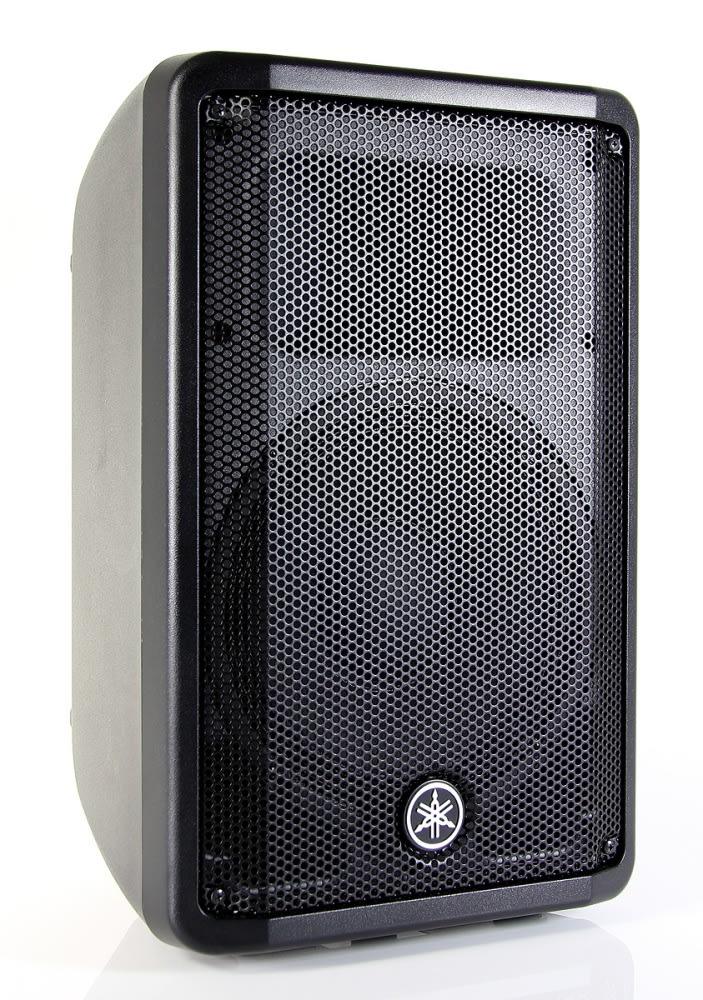 Yamaha dbr10 700w 10 powered speaker la music reverb for Yamaha 10 speaker